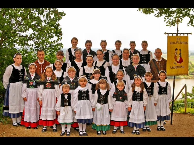 De Kohlplanters Gruppenfoto
